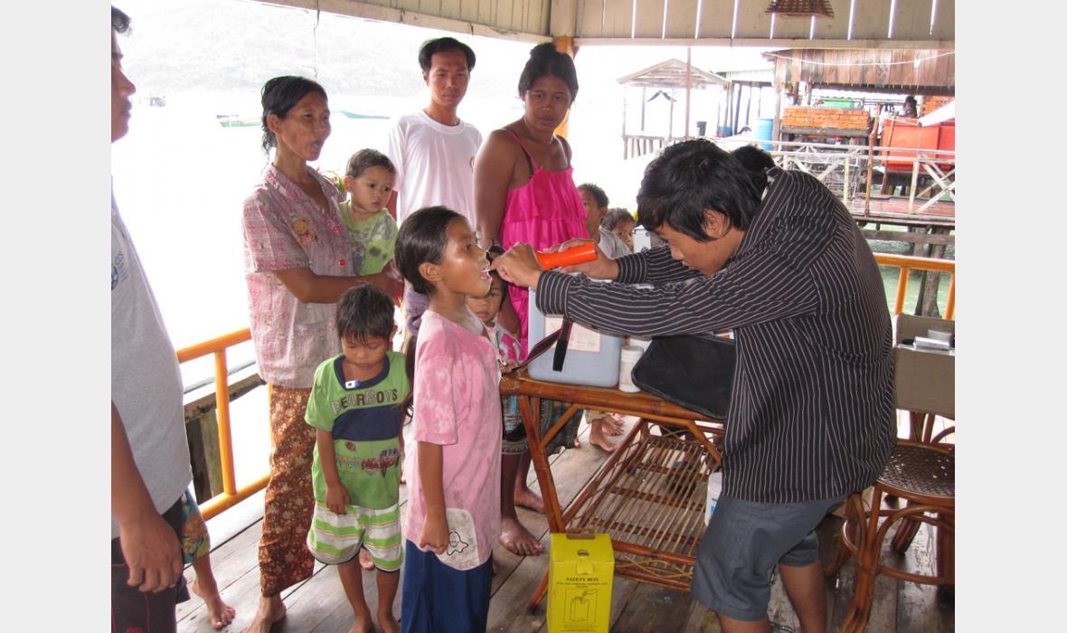 medical care health cambodia